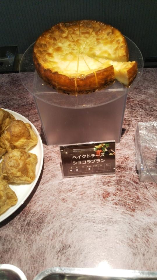 川崎日航ホテル 夜間飛行 チョコレートスイーツブッフェ_f0076001_22455201.jpg