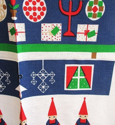 クリスマスのキッチンタオル_f0275103_13451768.jpg
