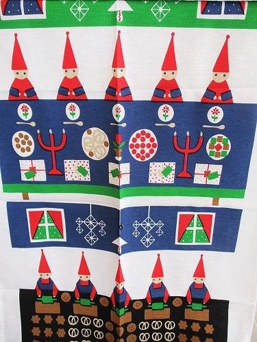クリスマスのキッチンタオル_f0275103_13451999.jpg