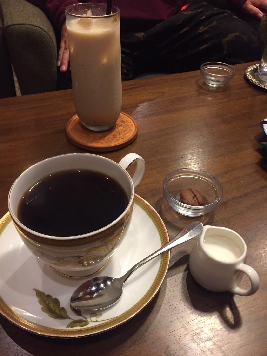 喫茶 1er ぷるみえ (豚そぼろご飯に柚子味噌のマヨネーズ)_e0115904_13033998.jpg