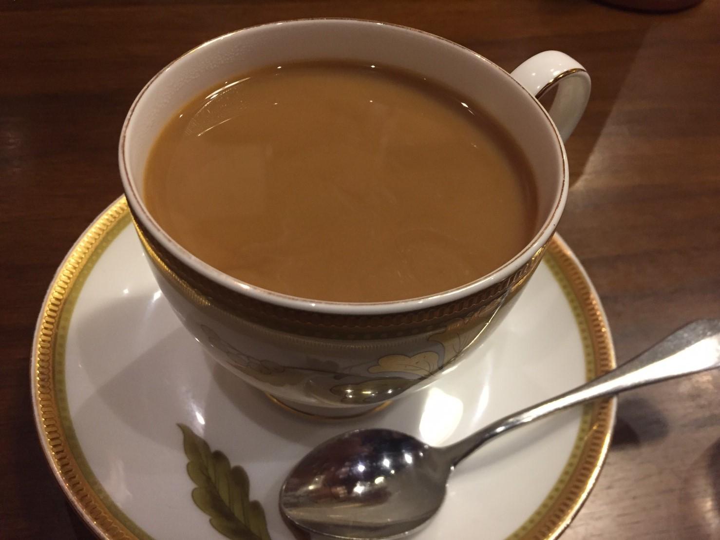 喫茶 1er ぷるみえ (豚そぼろご飯に柚子味噌のマヨネーズ)_e0115904_13063843.jpg