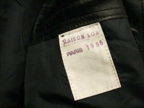 令和最初のヨーロッパ買い付け後記9 パリ最後のちゃんとしたお食事 入荷コルビジェジャケット フランス国営企業支給品レザージャケット_f0180307_04322834.jpg