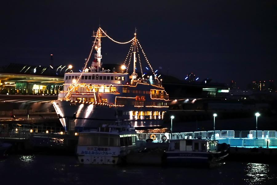 横浜港の夜景1_a0263109_10464000.jpg