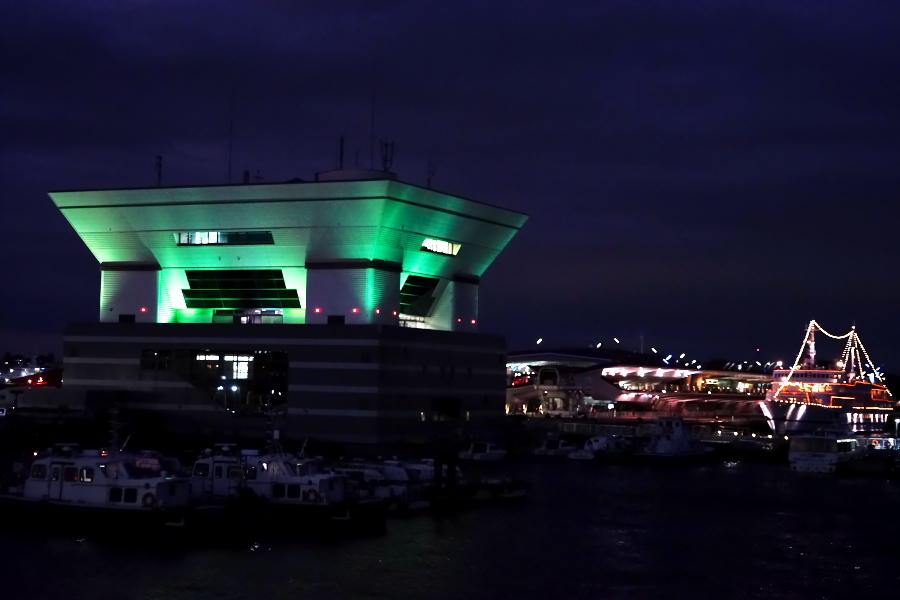 横浜港の夜景1_a0263109_10464052.jpg