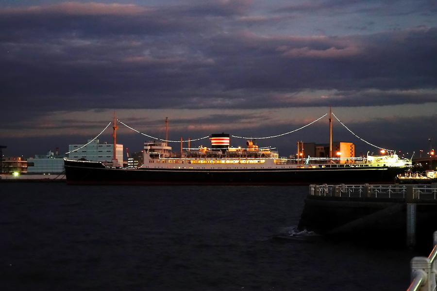 横浜港の夜景1_a0263109_10464139.jpg