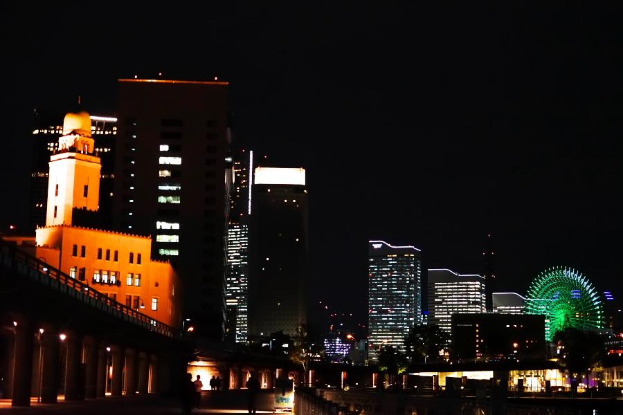 横浜港の夜景1_a0263109_10471407.jpg