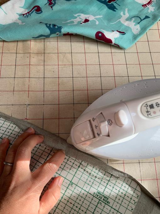 リネン裾縫いカーブの覚え書き。_c0291710_17343235.jpg