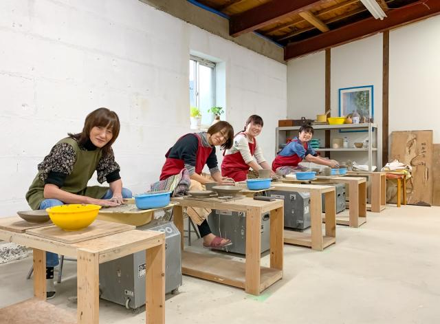 本日の陶芸教室 Vol.959_a0163716_17175347.jpg