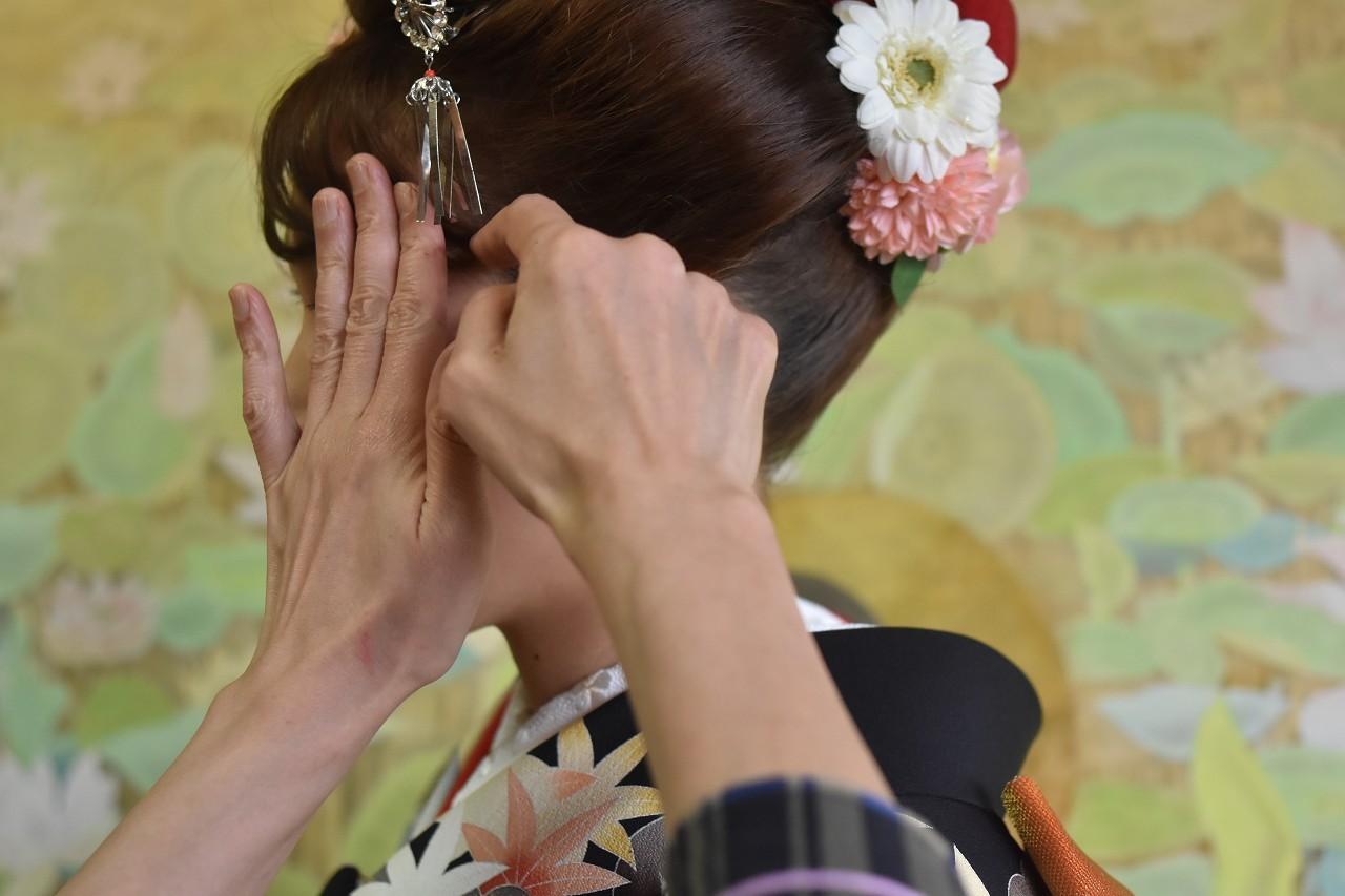 Happy Wedding 前撮り 和装_d0065116_21534420.jpg