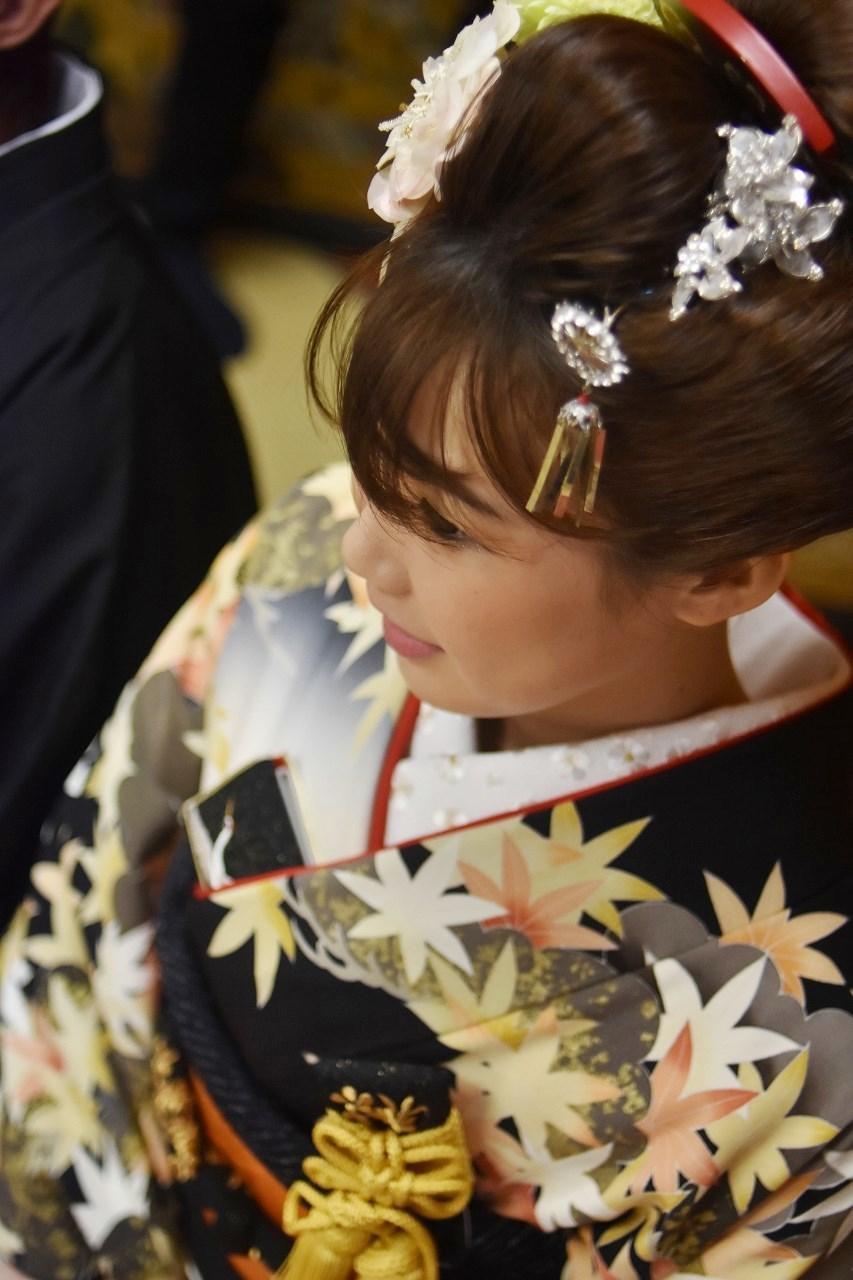 Happy Wedding 前撮り 和装_d0065116_22052011.jpg