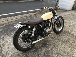 250TR カスタム Y様号 ひとまず完成!&納車!_a0164918_17131348.jpg