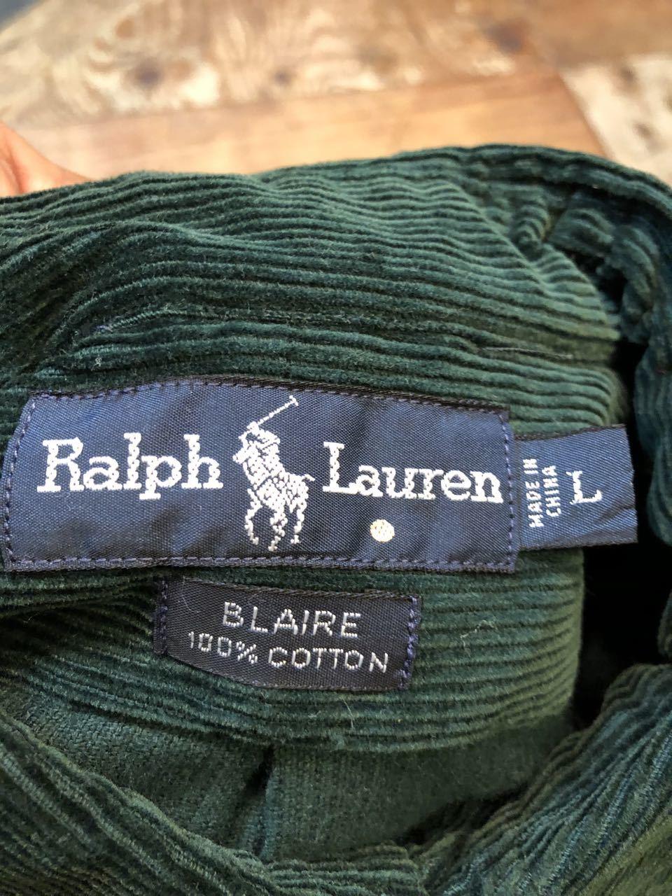 11月24日(日)入荷!90s 新品 ラルフローレン ralph lauren コーデュロイ シャツ!_c0144020_13055672.jpg
