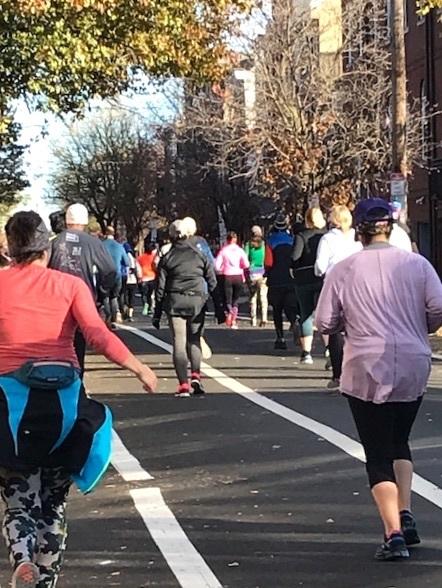 フィラデルフィアマラソン*今朝は、カフェ朝ごはん_d0269832_04361288.jpeg