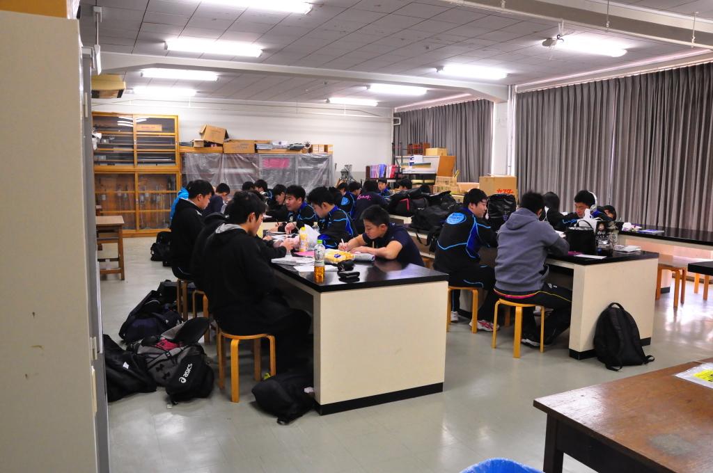 試験勉強期間・写真_c0095835_01301060.jpg