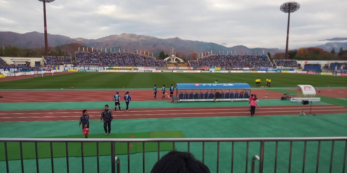 J2リーグホーム最終戦_d0177045_21541471.jpg