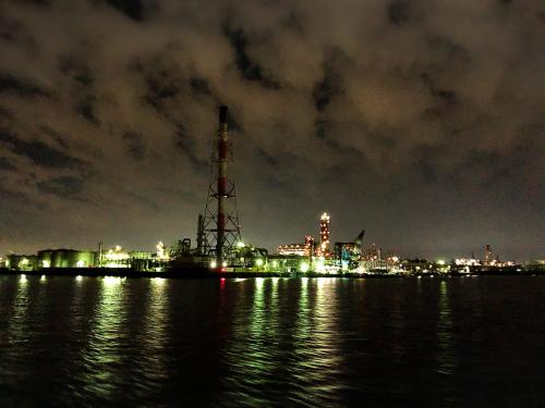 四日市コンビナート夜景クルーズ_e0292546_07265116.jpg