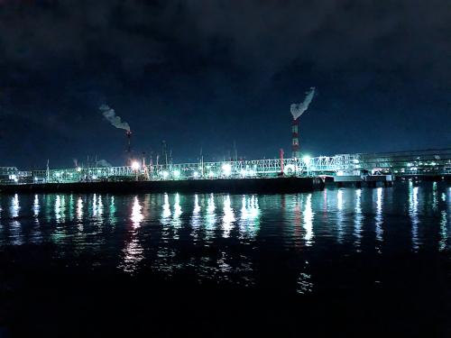 四日市コンビナート夜景クルーズ_e0292546_07300271.jpg