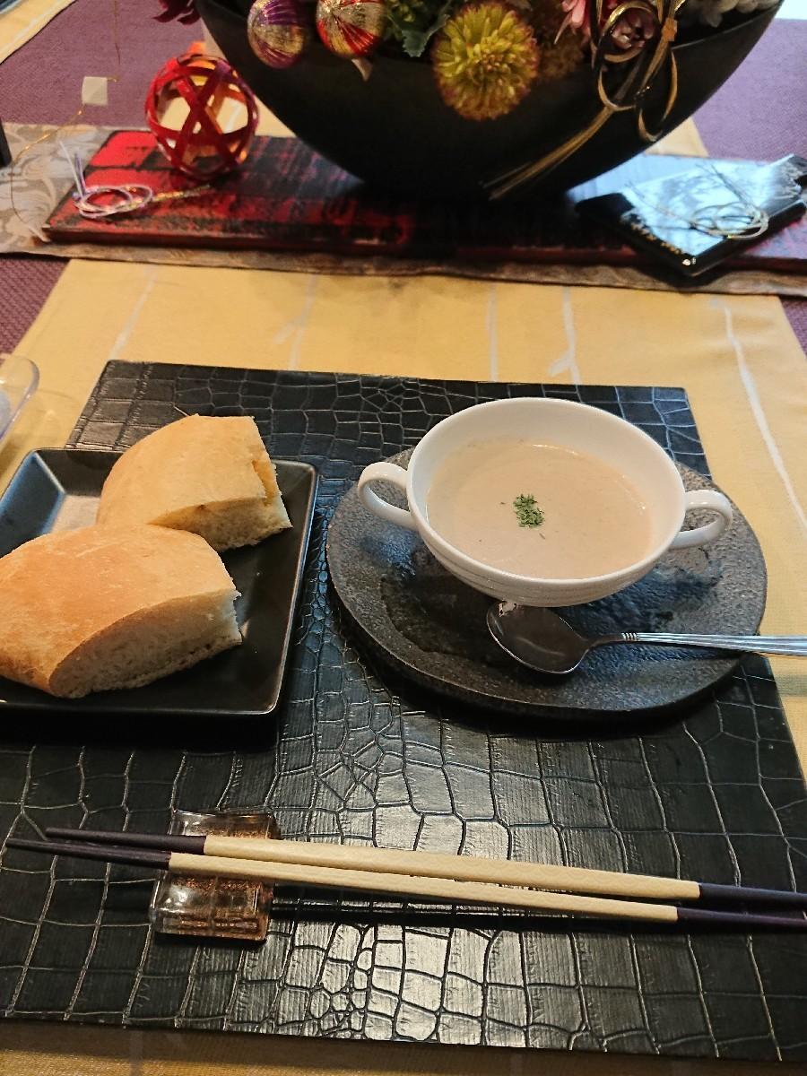 和の食空間でのおもてなし料理_f0323446_11222082.jpg