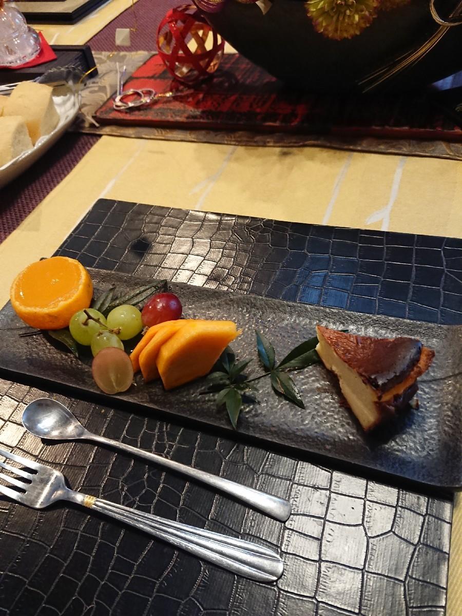 和の食空間でのおもてなし料理_f0323446_11252290.jpg