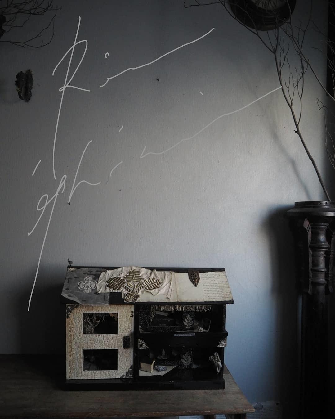 『Rêve éphémère』 ~儚い夢の時間~ 2_d0162257_09060227.jpg