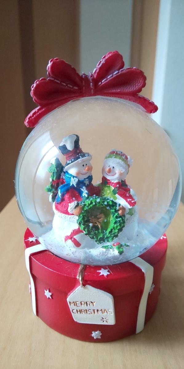 スノードーム クリスマス_c0064859_08470150.jpg
