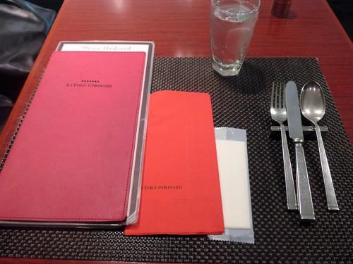 新宿「ラ・ターブル・エディアール」へ行く。_f0232060_12485352.jpg