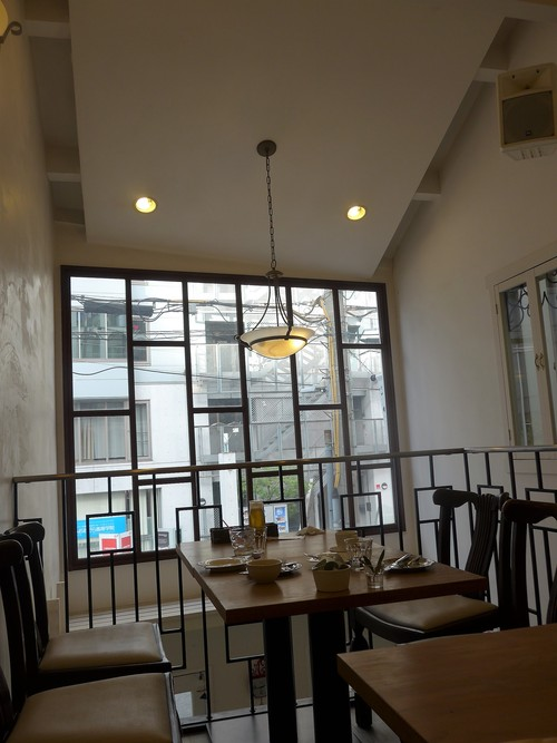 大阪・難波「元町一丁目カフェ」へ行く。_f0232060_13541866.jpg