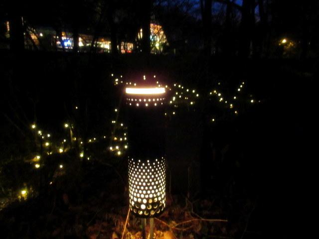 トンボの湯 * もみの木広場のクリスマスツリー★_f0236260_23510283.jpg