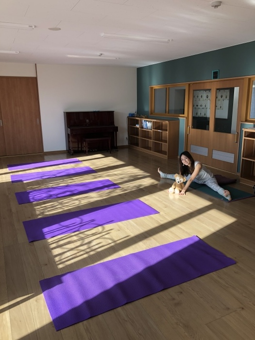 Refresh yogaの画像