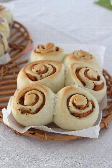 日本一適当なパン教室~シナモンロール*講座~レポ_f0224568_13243969.jpg