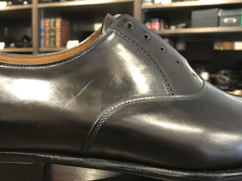 ブログ『あ~、もったいない!!折角の良い靴が。。。(T_T)』_b0365069_18581277.jpg