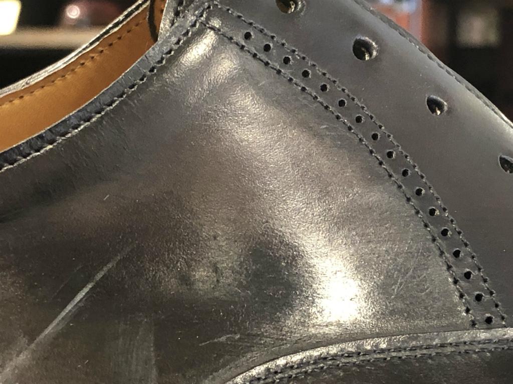 ブログ『あ~、もったいない!!折角の良い靴が。。。(T_T)』_b0365069_18581924.jpg