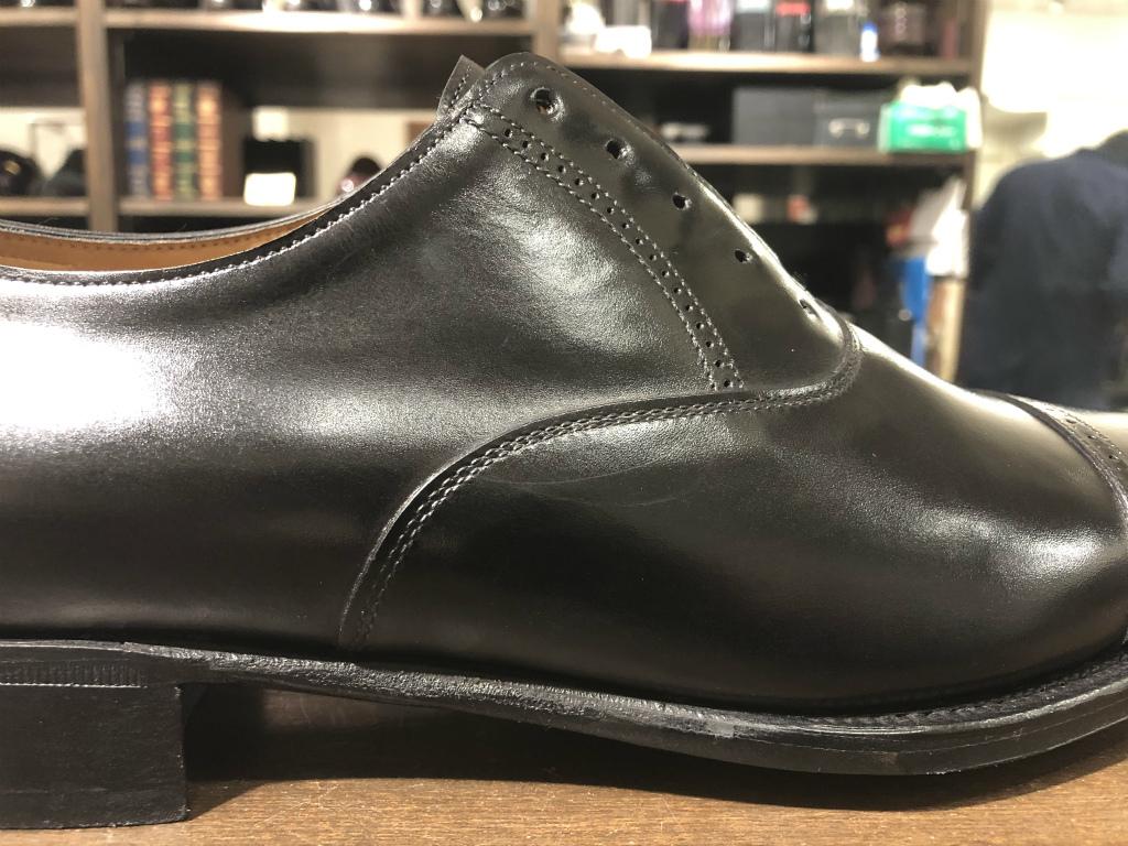 ブログ『あ~、もったいない!!折角の良い靴が。。。(T_T)』_b0365069_18585289.jpg