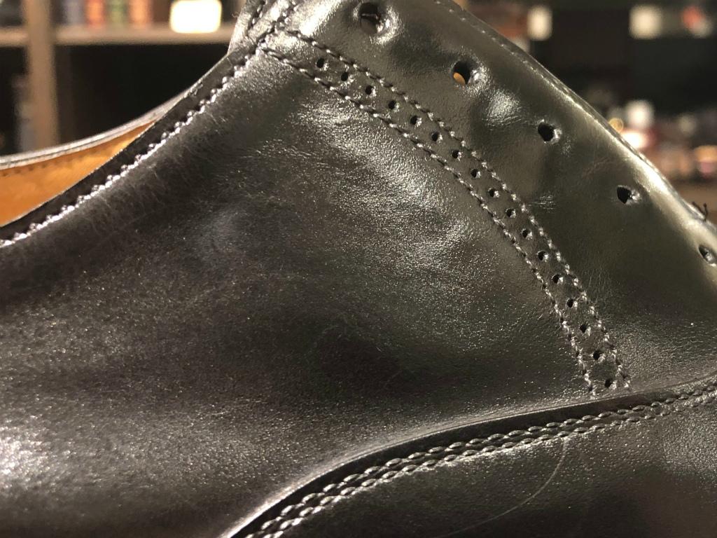 ブログ『あ~、もったいない!!折角の良い靴が。。。(T_T)』_b0365069_18585994.jpg