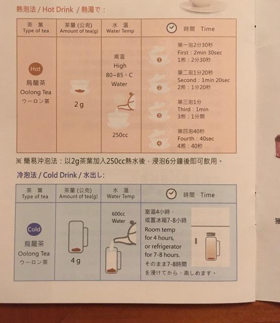 台湾からのウーロン茶を楽しむ_e0350971_07525121.jpg