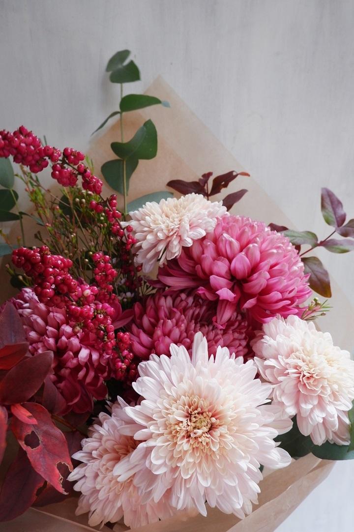 オークリーフ(菊の花束)_f0049672_16343666.jpg