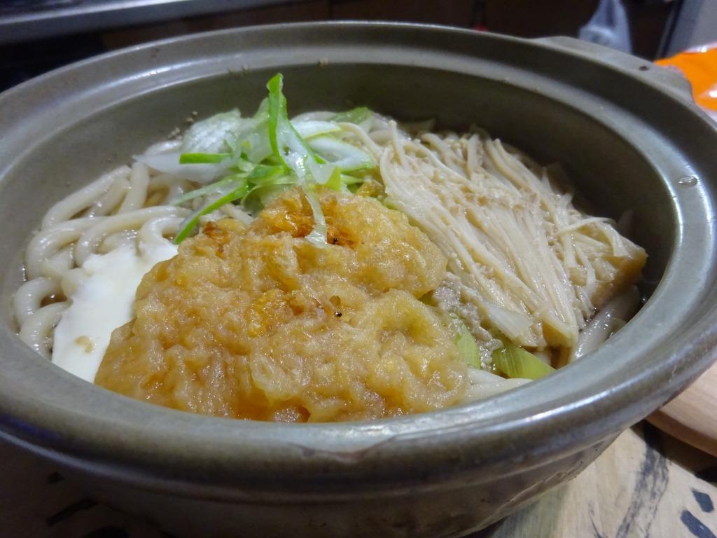 青森(津軽)高砂食品の鍋焼きうどん美味いぞ_d0061678_15412234.jpg