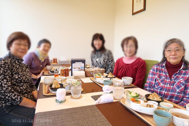 自然食ランチとリース作り/ばば会_f0067179_21144173.jpg