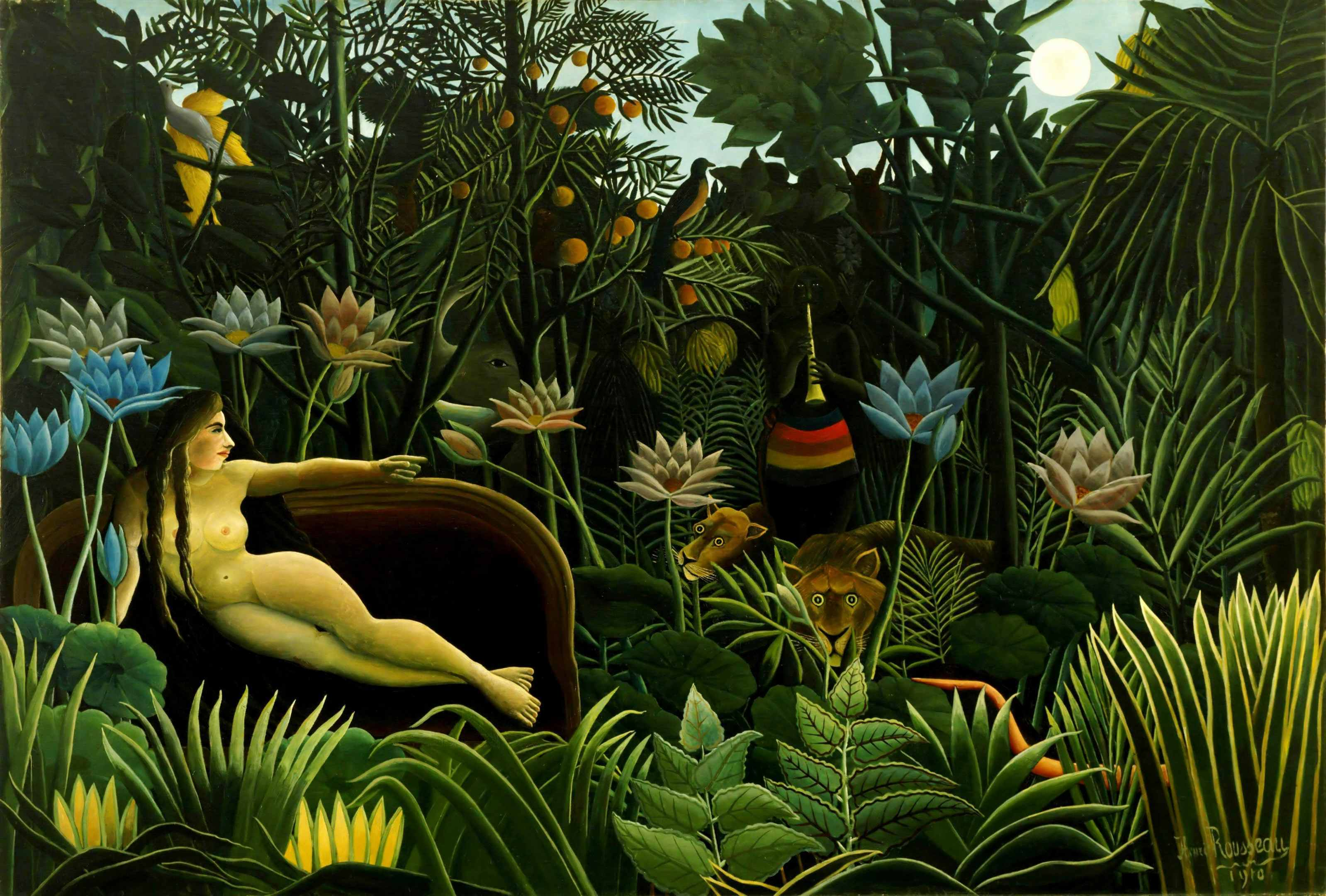 Henri_Rousseau - 夢(1910年)_a0185081_08344508.jpg
