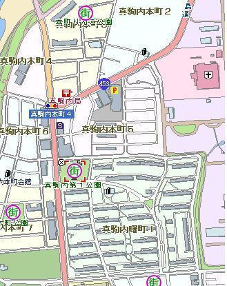 真駒内第一公園と真駒内神社_f0078286_06522415.jpg
