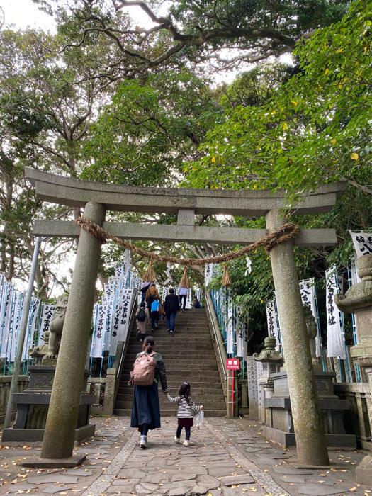 竹島水族館に八百富神社、蒲郡って初めて来たけど、結構楽しい〜_b0175688_21065609.jpg