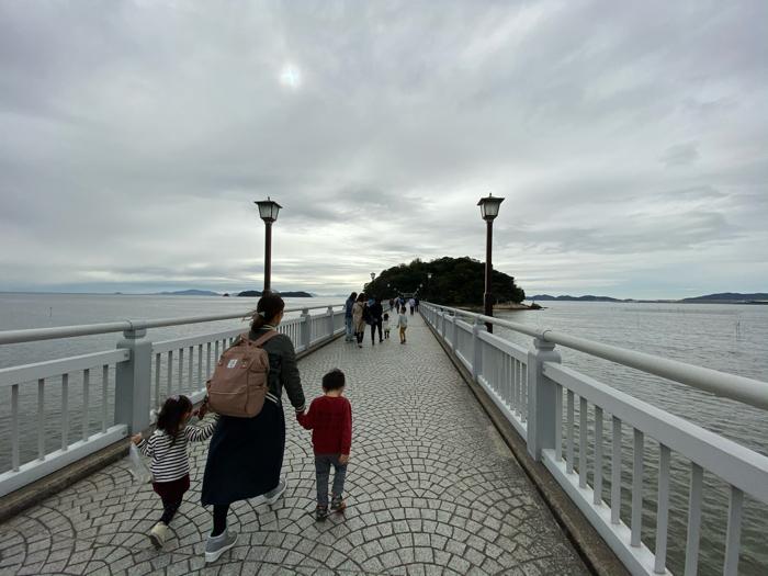 竹島水族館に八百富神社、蒲郡って初めて来たけど、結構楽しい〜_b0175688_21144982.jpg