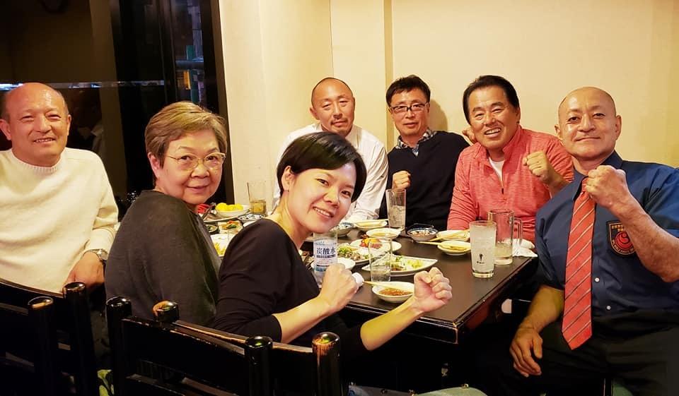 黒岡和歌山支部長(青森県三沢市出身)主催の、全和歌山県大会の応援です。_c0186691_14464775.jpg