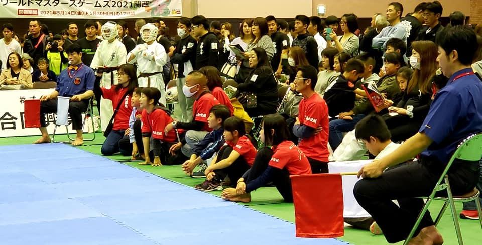 黒岡和歌山支部長(青森県三沢市出身)主催の、全和歌山県大会の応援です。_c0186691_14502774.jpg
