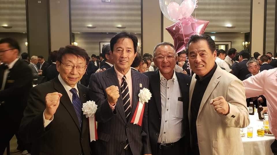 黒岡和歌山支部長(青森県三沢市出身)主催の、全和歌山県大会の応援です。_c0186691_14565097.jpg