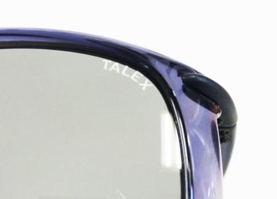 TALEX(タレックス)偏光レンズコラボレーションサングラスOZNIS(オズニス)FUBO(フーボ)02新色パープル/マットブルーグレー登場!_c0003493_14042190.jpg