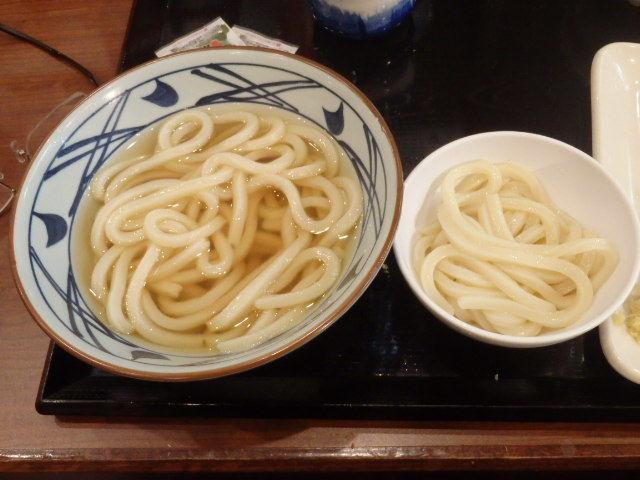 丸亀製麺        御影塚町店_c0118393_17460971.jpg