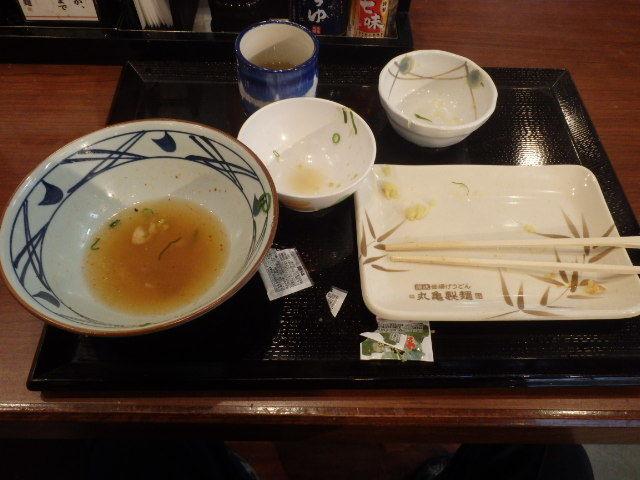 丸亀製麺        御影塚町店_c0118393_18060883.jpg