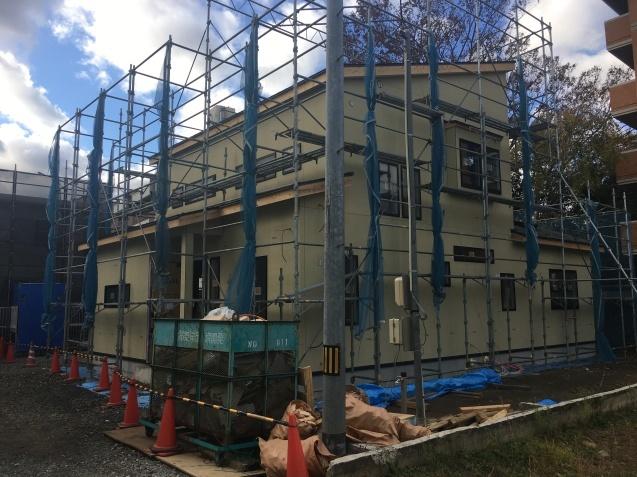 マントルピースの家 見えてきましたよ!_f0229593_09463435.jpg
