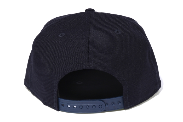 COLLEGE NEW ERA SNAP BACK CAP_a0174495_15300108.jpg